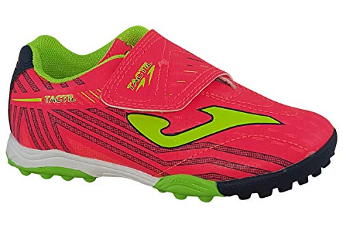 Zapatillas JOMA TACTIL JR 907 Coral Turf (30 EU