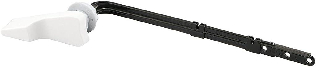 Prime-Line MP56500 Toilet Tank Lever, verstelbaar, plastic, wit handvat, Pack van 1 Fluidmaster Sure-Fit toilettankhendel,...