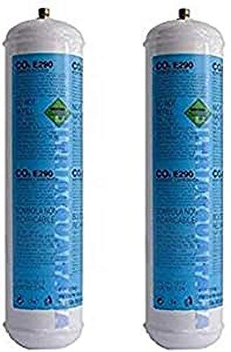 Filtri Acqua Italia Filtri Acqua Italia Lotto 2X Bombole Co2 600G Monouso per Gasatori Domestici E290