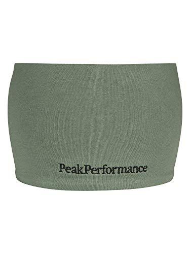 Peak Performance Progress Headband Grün, Stirnbänder, Größe L/XL - Farbe Alpine Tundra