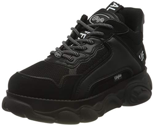 Buffalo CLD Chai, Zapatillas Mujer, Negro, 38 EU