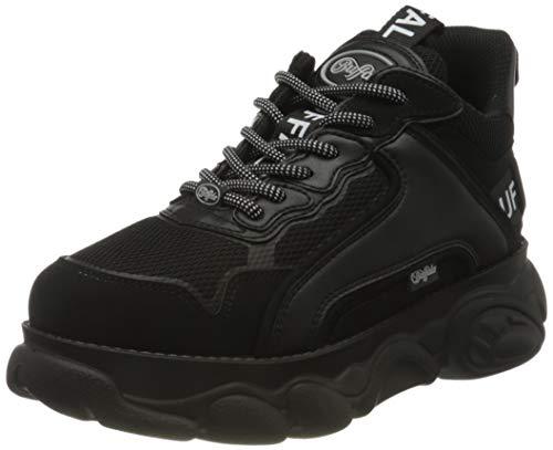 Buffalo CLD Chai, Zapatillas Mujer, Negro, 38 EU ⭐