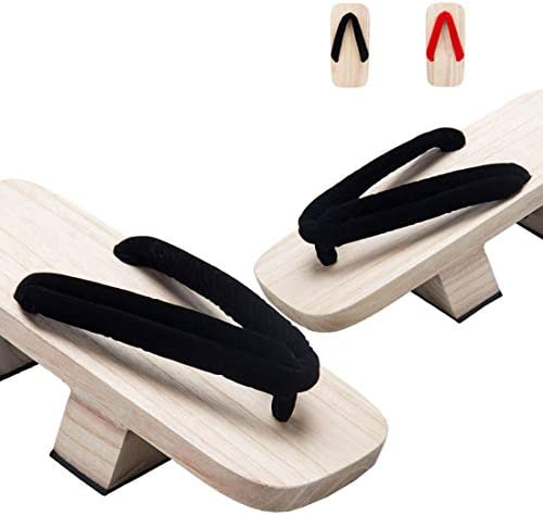 Chinese wooden sandals _image3