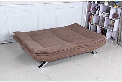 Confort24 Phoebe Sofá Cama 3 Plazas Chaise Longue Derecha o ...
