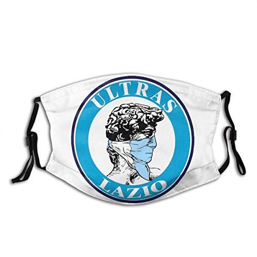 Ultras Lazio Logo Weiches, bequemes, atmungsaktives, waschbares, staubdichtes Gesicht Unisex