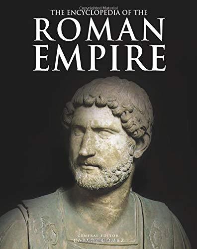 The Encyclopedia of the Ancient Roman Empire