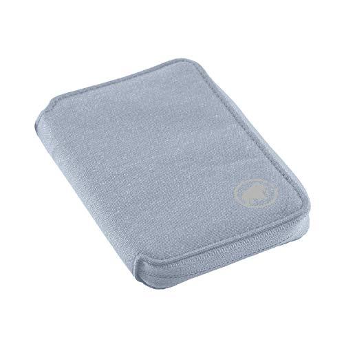 Mammut Zip Wallet Mélange Ausweistasche, 12 cm, Zen