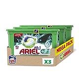 Ariel Pods Detergente Lavadora Cápsulas, 129 Lavados (Pack 3 x 43) con Lenor UNstoppables