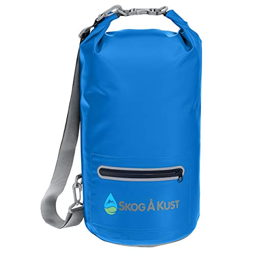 Skog Å Kust DrySak Waterproof Dry Bag | 10L Navy Blue