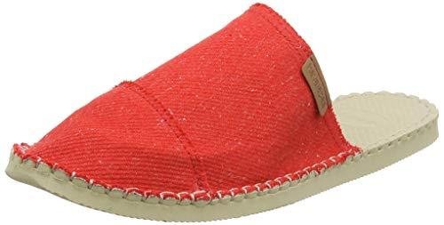 Havaianas Origine Free, Mules Mujer, Rojo (Red 0020), 38
