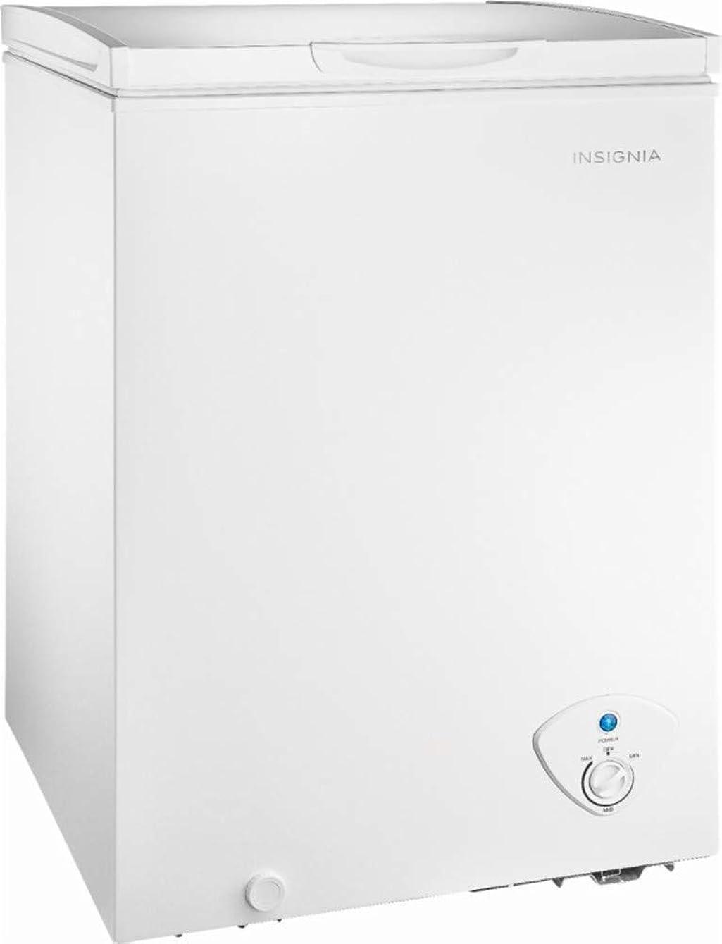Insignia 3.5 Cu. Ft. Chest Freezer