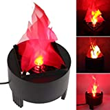 szdc88 Lámpara LED de llama – Lámpara LED con efecto de llama falsa, lámpara colgante para fiestas, bar o jardín (2 unidades)