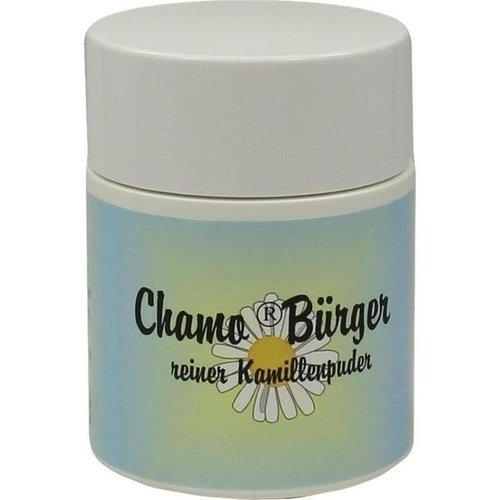 CHAMO Bürger Kamillenpuder 75 g