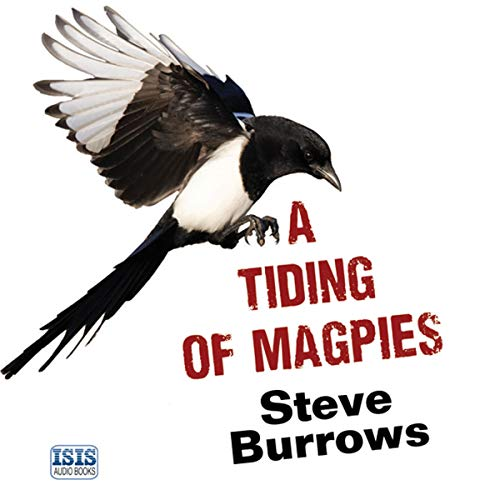 A Tiding of Magpies audiobook cover art