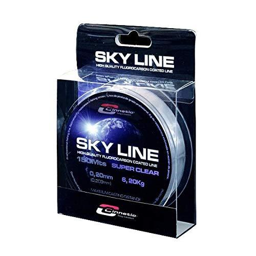 Hilo de pescar Cinnetic Sky Line 150M 0,22mm