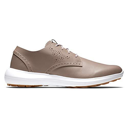 FootJoy Women's Flex LX Golf Shoe, Mauve, 9.5