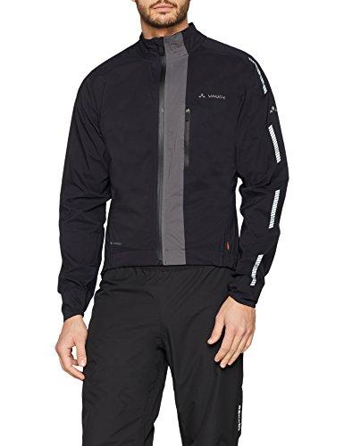 VAUDE Herren Men's Sky Fly Jacket III Jacke, Black Uni, XXL