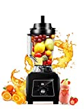 WantJoin Commercial blender Professional Blender for Ice Smoothie Super volume 3500ML(105oz), 45000...