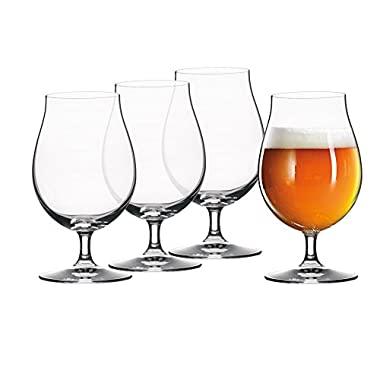 Spiegelau Tulip Classics Beer (Set of 4), Clear