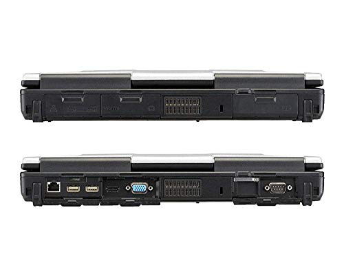 Compare Panasonic Toughbook CF-53 PC (CF53RL2C) vs other laptops