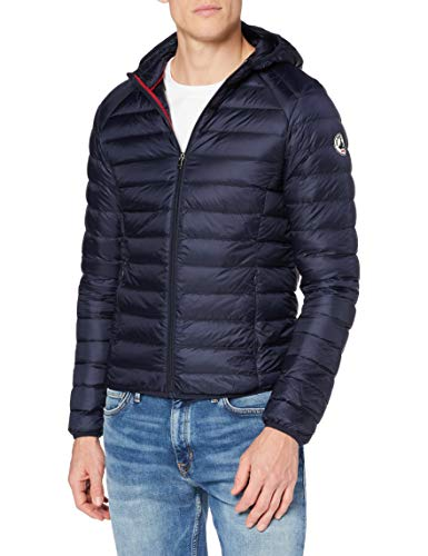 JOTT Nic down jacket nico with long sleeve, Marine, M para Hombre