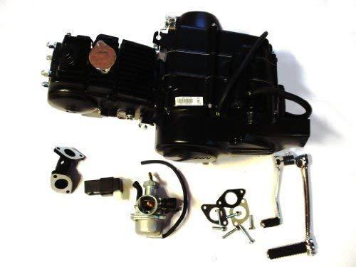 HMParts Pit Bike/Dirt Bike/Monkey 1N234 Motor Set Loncin 125 CCM