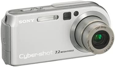 Sony DSC-P200 Appareil photo numérique 7,2 Mégapixels Noir
