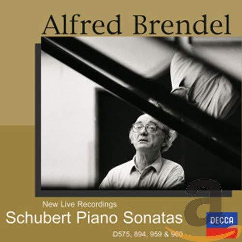 Schubert Piano Sonatas D575, 894, 959 und 960