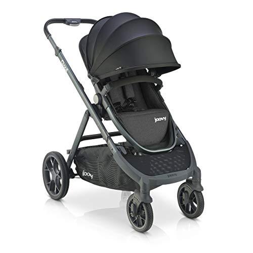 Joovy Qool Kinderwagen, Reisesystem-Kinderwagen, Premium-MultifunktionsKombikinderwagen, wächst von...