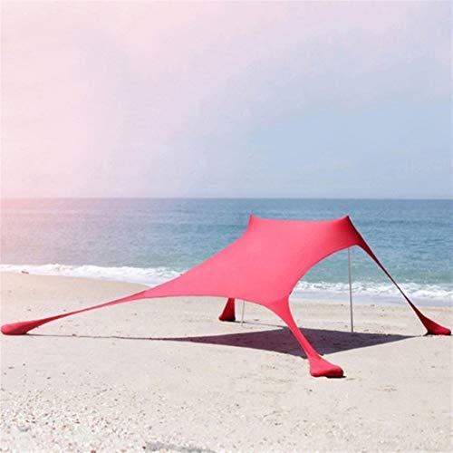 Toldo del Sol Refugio Beach Acampar al Aire Libre Jardín Sun toldo toldo se Hamaca Lluvia Mosca Lona Shade Carpa Impermeable Toldo Vela Triangular (Size : PK)