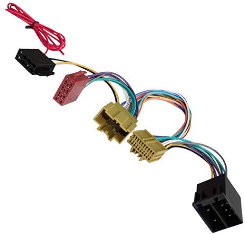 AERZETIX - C42166 - Kabelbaum - autoradio - für Parrot THB - freisprecheinrichtung - für auto