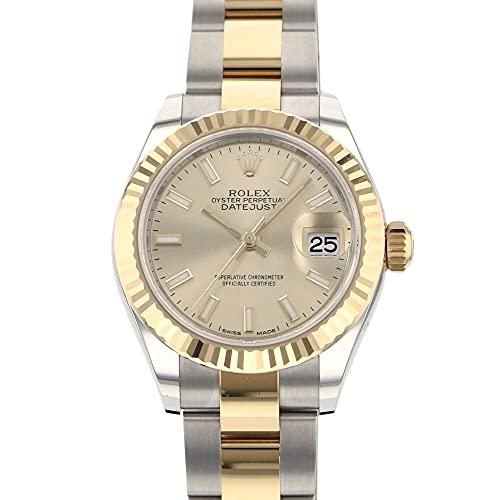 ロレックス ROLEX デイトジャスト 28 279173 シャンパン文字盤 腕時計 レディース (W191445) [並行輸入品]