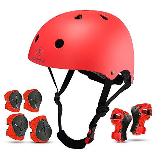 Casco de bicicleta para niños con certificado CE CPSC para niños y...