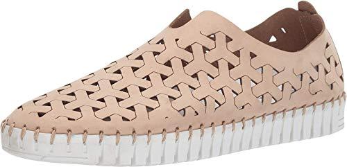 Eric Michael Women's Inez Beige Shoe 7.5-8 M US