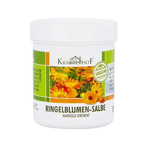 Kräuterhof Ringelblumen-Salbe mit Vaseline 100ml