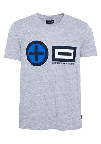Chiemsee Herren Men T-shirts, Vapor, S
