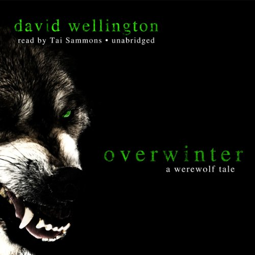 Overwinter audiobook cover art
