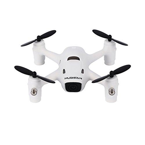 Hubsan X4 H107C+ Drone con Camera 720p RTF 2.4 GHz Quadricottero con Telecamera HD 4CH RC Quadcopter con 4 Luci LED Controllo a Distanza 150m