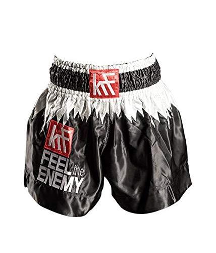 KRF The New Urban Concept Box Krf DC Pant Short Thai-Fuego Short Mixte Adulte M Noir/Blanc