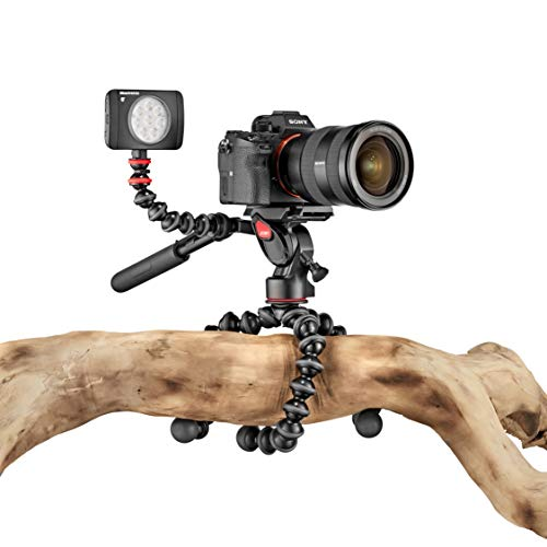 JOBYミニ三脚ゴリラポッド3KビデオPROビデオ雲台付属アーム付属JB01562-BWW
