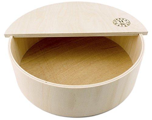 Getzoo Ø 27 cm Sandbad S (runder Deckel, Höhe 8 cm)