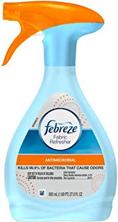 Febreze Fabric Refresher 27 Fl Oz. (Pack of 2) (Antimicrobial)