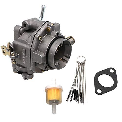 KIPA Carburetor For Cummins Onan P220V P248V P220G 20Hp Engine B48G B48M LX790 NIKKI 6100 27 281 146-0496 146-0699 146-0661 Toro LX-460 MOWER Carburetor, With Carbon Dirt Jet Cleaner Tool Kit & Filter