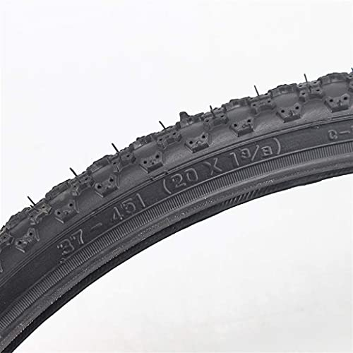 20x13 / 8 37-451 Neumático de Bicicleta 20'20 Pulgadas 20x1 1/8 28-451 Neumáticos de Bicicleta BMX Neumáticos de Bicicleta de montaña MTB para niñosAA