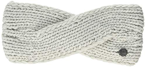 Barts Damen Yogi Stirnband, Elfenbein (Oyster), One Size (Herstellergröße: Unica)