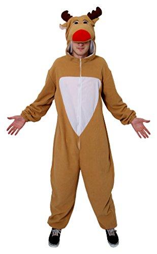 ILOVEFANCYDRESS I Love ILFD4010XL Fancy Dress Costume da renna, Unisex adulto, taglia: XL