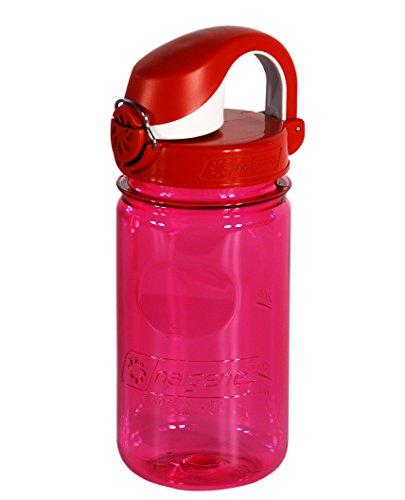 Nalgene Kinder Trinkflasche Everyday OTF, Pink, 0.375 Liter