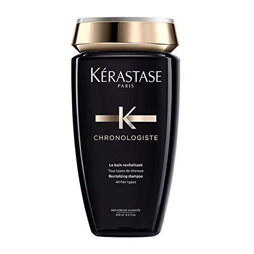 Kerastase Chronologiste - Champú, limpia y suaviza la fibra capilar, 250 ml