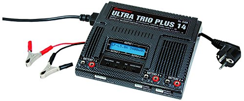 Graupner 6466 - Ultra Trio Plus 14 Li,Pb,NI Ladegerät