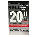 """Bell Sports7015357Premium Quality Rubber Bicycle Tube-20"""" UNIVERSAL INNER TUBE"""